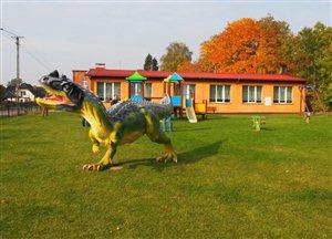 Budowa placów zabaw na terenie Gminy Liniewo