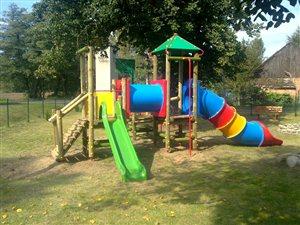 Budowa placów zabaw na terenie Gminy Przechlewo