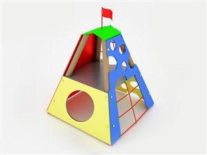Piramida czworokątna