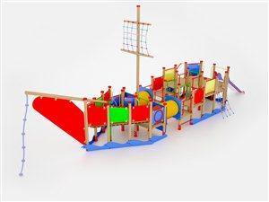 Statek duży MAJKA